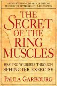 פאולה גרבורג - סוד השרירים הטבעתיים - עטיפת הספר